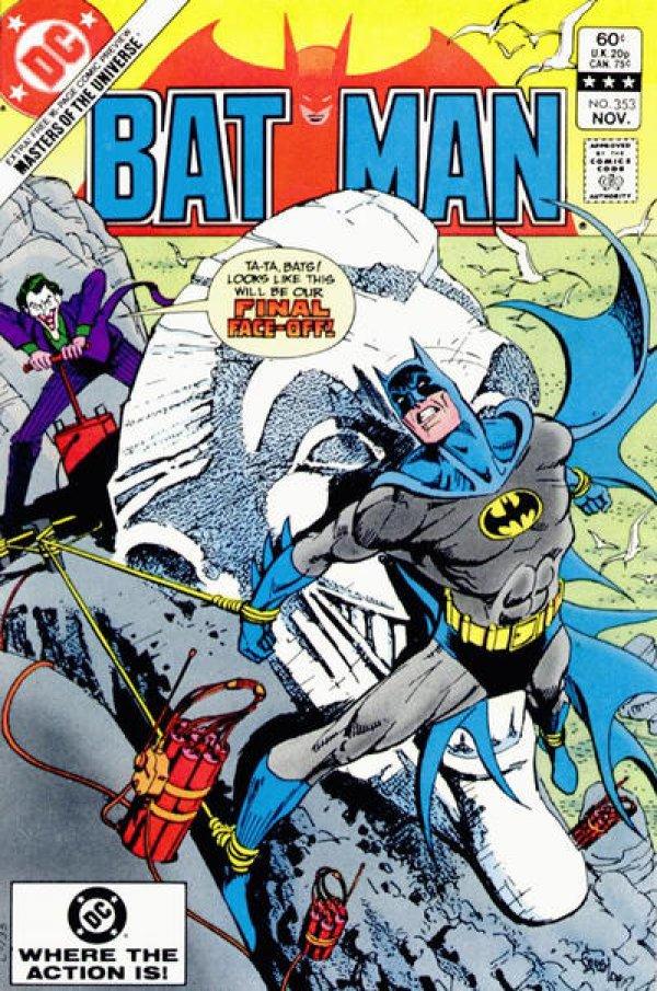 Batman #353