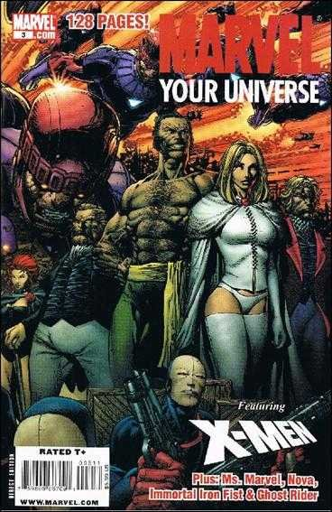 Marvel: Your Universe #3