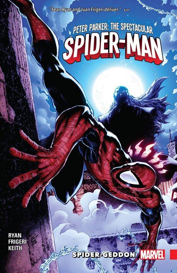 Peter Parker: The Spectacular Spider-Man Vol. 5: Spider-Geddon TP