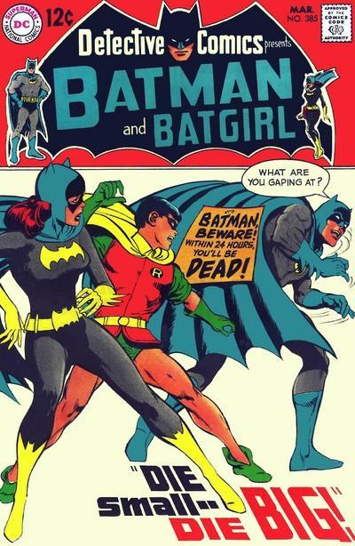 Detective Comics #385