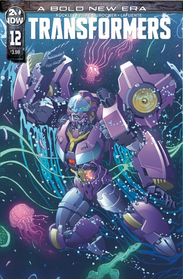 The Transformers #12