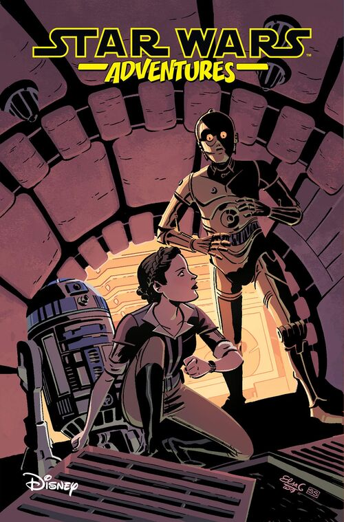 Star Wars Adventures Vol. 9 Fight The Empire TP