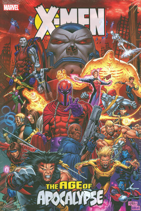 X-Men: Age of Apocalypse Omnibus HC
