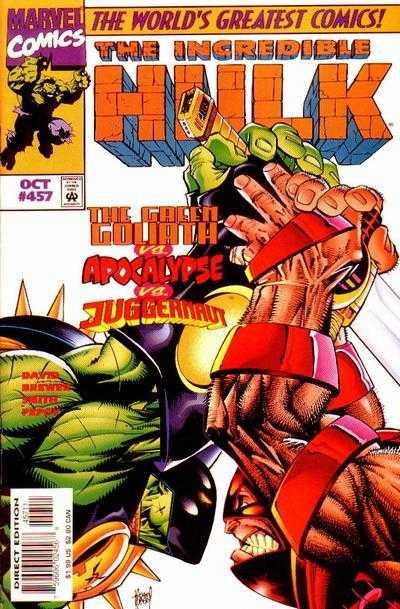 The Incredible Hulk #457