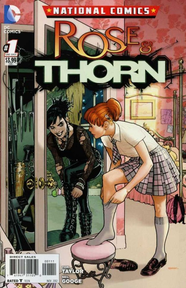 National Comics: Rose & Thorn #1