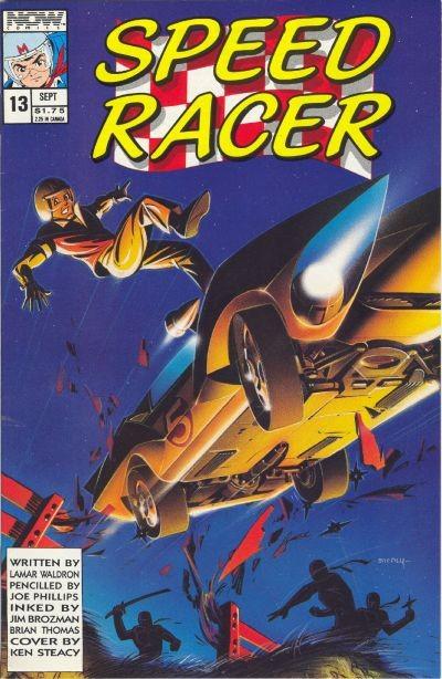Speed Racer #13