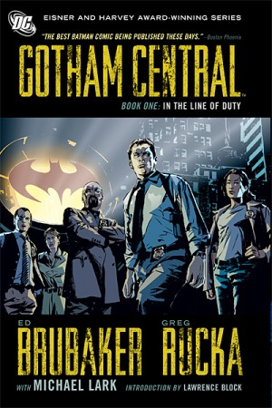 Gotham Central Book 1: In the Line of Duty HC
