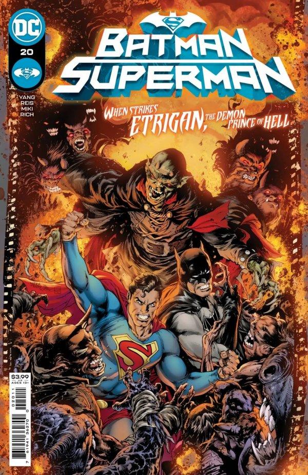 Batman / Superman #20