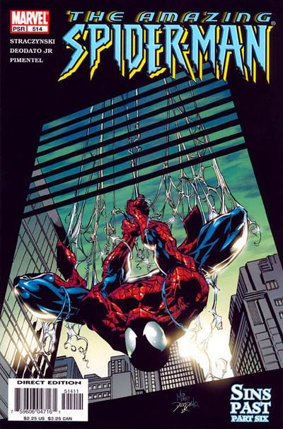 The Amazing Spider-Man #514