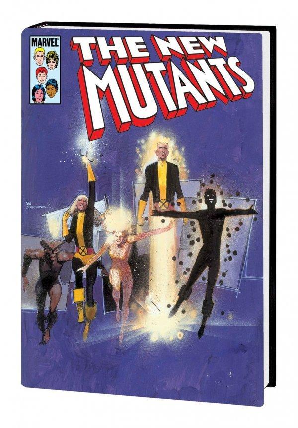 The New Mutants Omnibus Vol. 1 HC