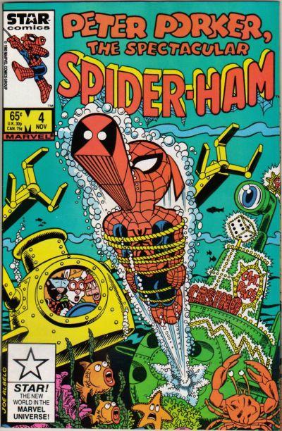 Peter Porker, The Spectacular Spider-Ham #4