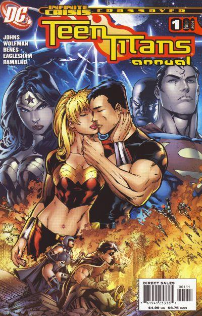 Teen Titans Annual #1 2006