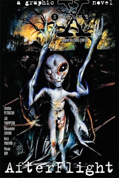The X Files: Afterflight OGN