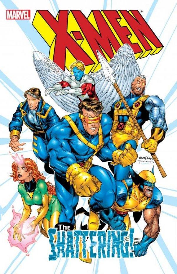 Uncanny X-Men The Shattering