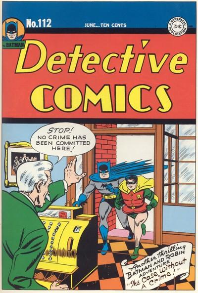 Detective Comics #112