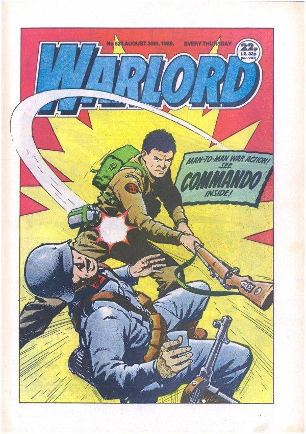 Warlord #623