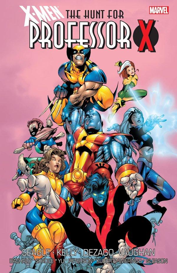 X-Men: The Hunt for Professor X TP