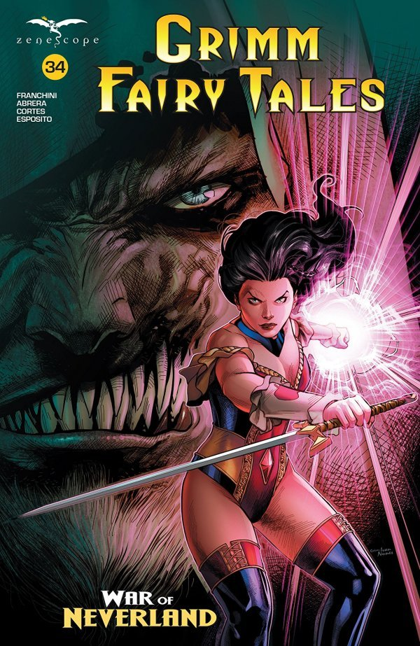 Grimm Fairy Tales #34 review