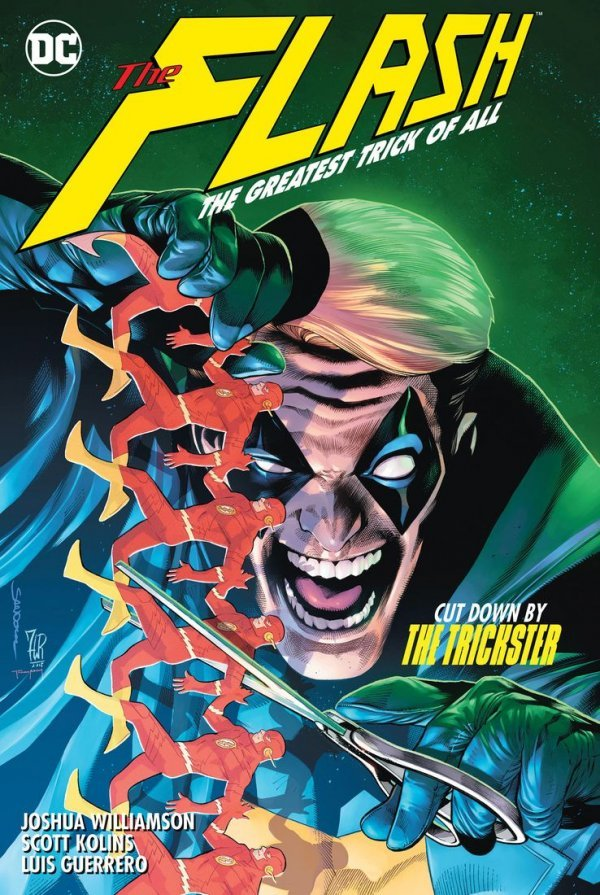 The Flash Vol. 11: The Greatest Trick of All TP