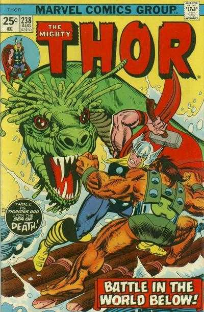 The Mighty Thor #238