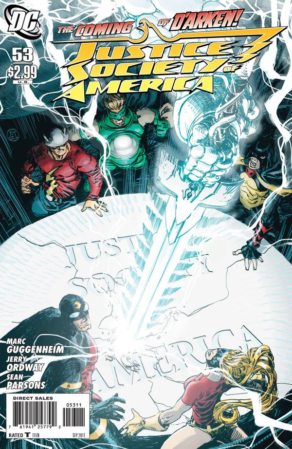 Justice Society of America #53