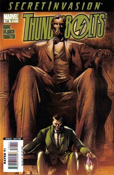 Thunderbolts #124