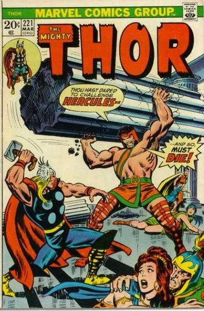 The Mighty Thor #221