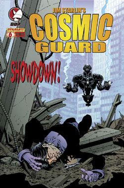 Cosmic Guard #6