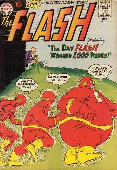 The Flash #115