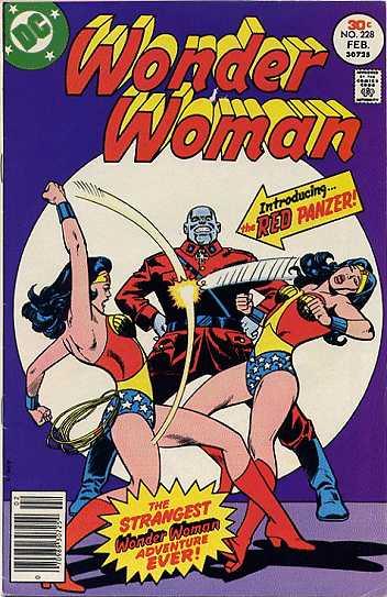 Wonder Woman #228
