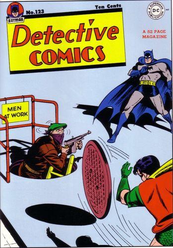 Detective Comics #123