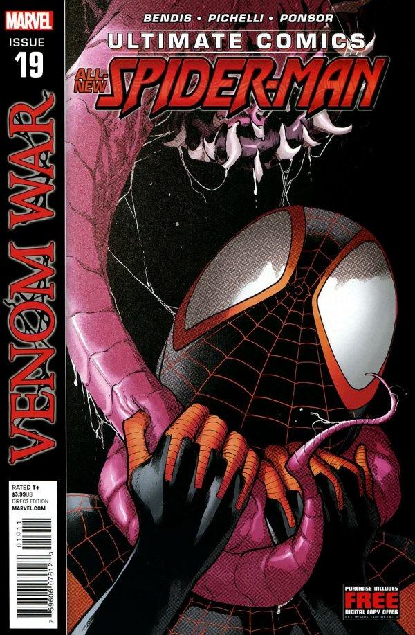 Ultimate Comics Spider-Man #19
