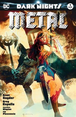 Dark Nights: Metal #1