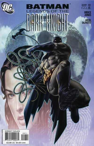 Batman: Legends of the Dark Knight #209