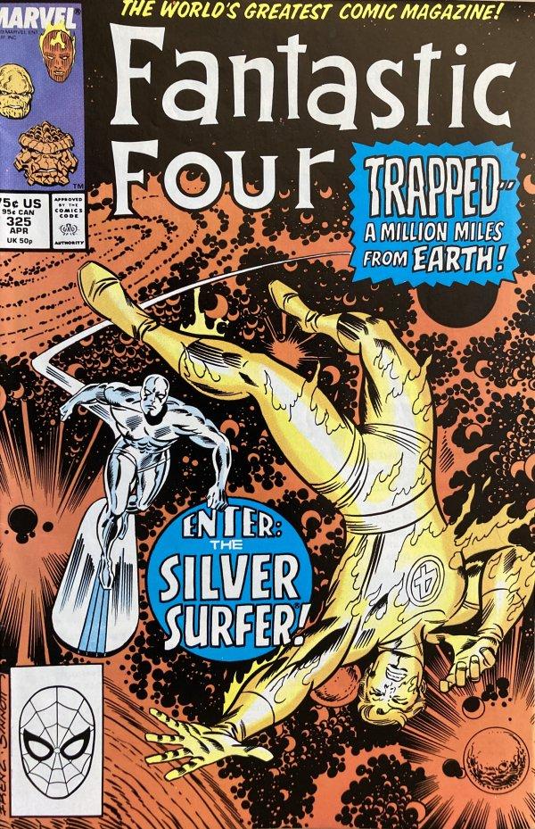 Fantastic Four #325