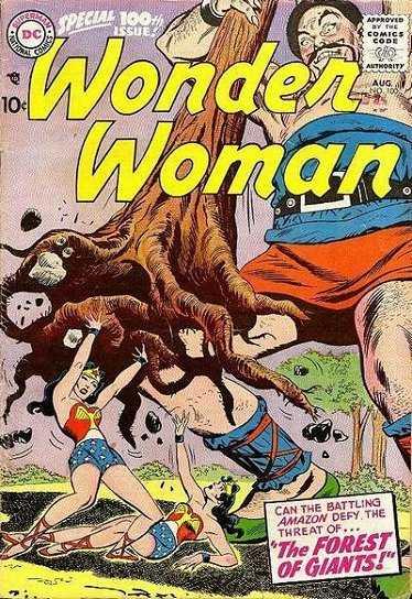 Wonder Woman #100
