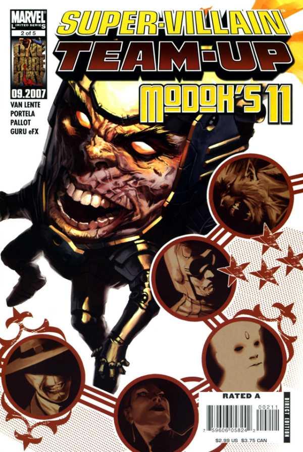 Super-Villain Team-Up: Modok's 11 #2