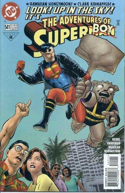 Adventures of Superman #541