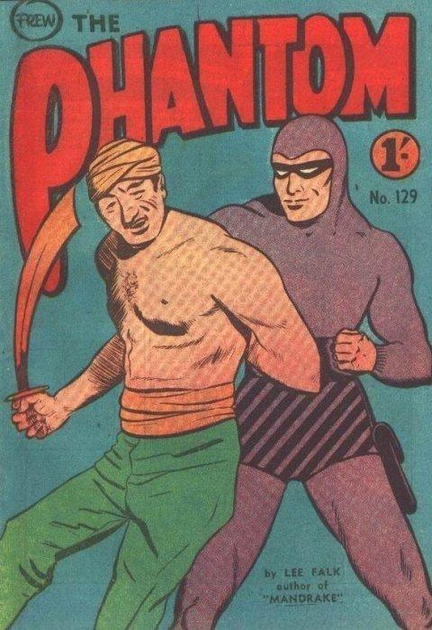 The Phantom #129