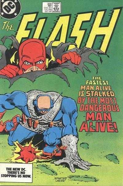 The Flash #338