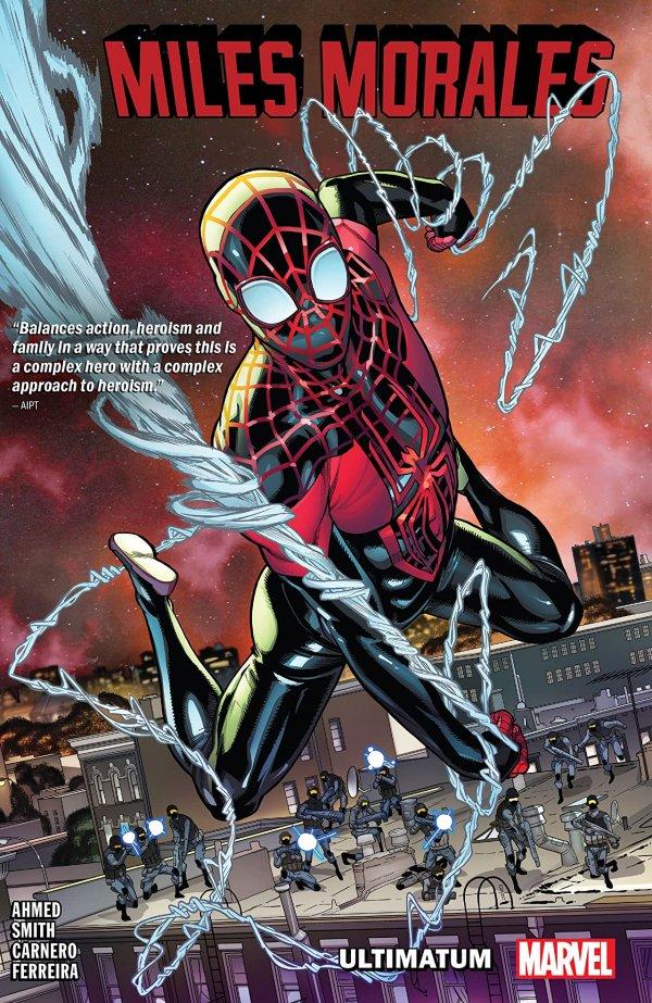 Miles Morales: Spider-Man Vol. 4: Ultimatum TP