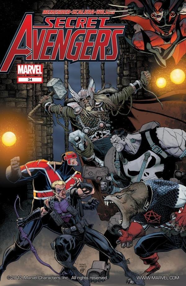 Secret Avengers #34