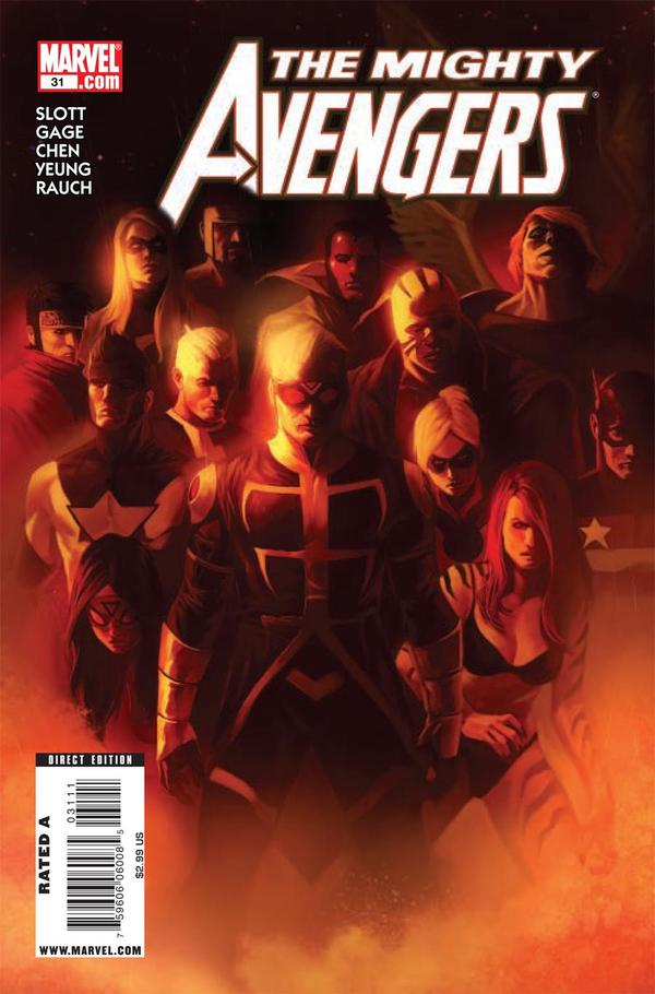 The Mighty Avengers #31
