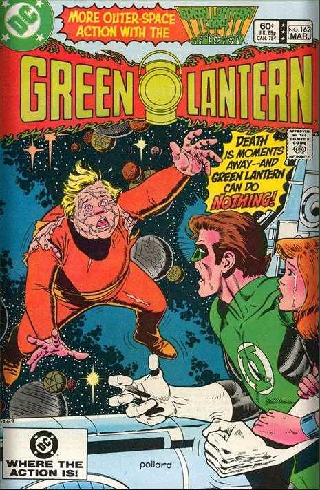 Green Lantern #162