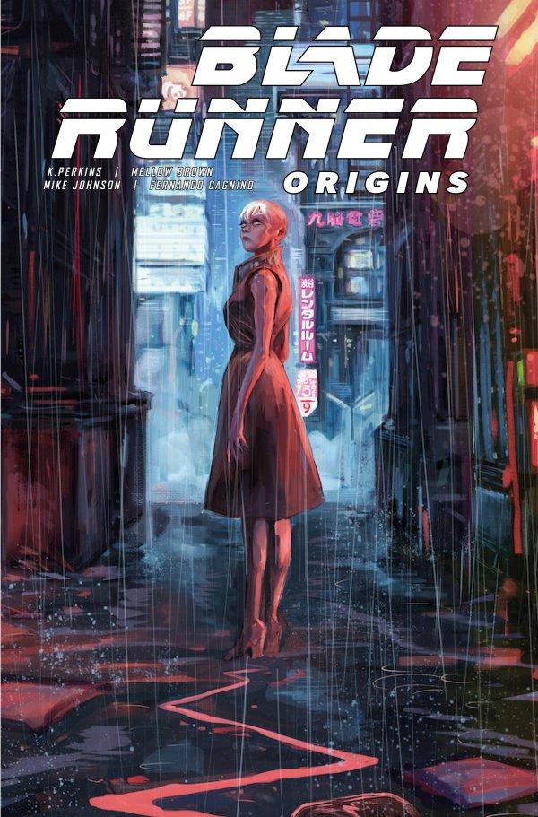 Blade Runner: Origins #4