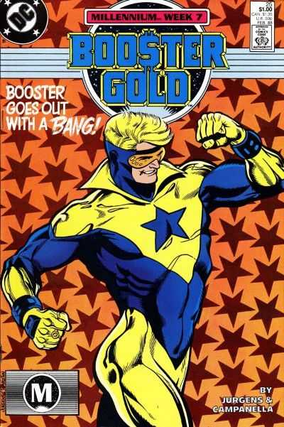 Booster Gold #25