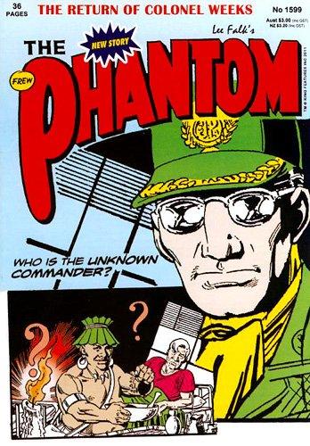 The Phantom #1599
