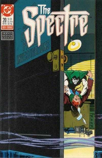 The Spectre #20