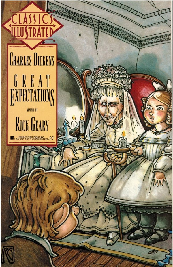 Classics Illustrated #2