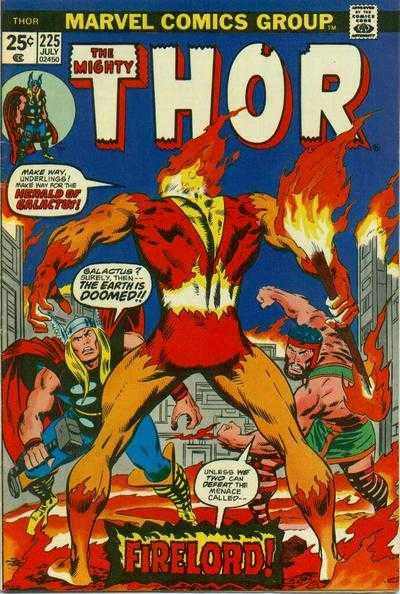 The Mighty Thor #225